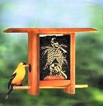 Teahouse Decorative Bird Feeders